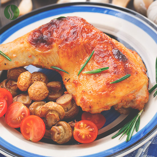 Spicy Chipotle Grilled Chicken Thighs